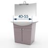 мебель для ванной 40-55