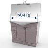 мебель для ванной 90-110
