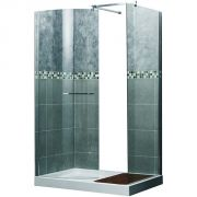 Душевой угол Wasserfalle W-157-1-80 L <br /> <span style='color:#e7050f; font-weight: bold;'>Акция до 20 октября!</span>