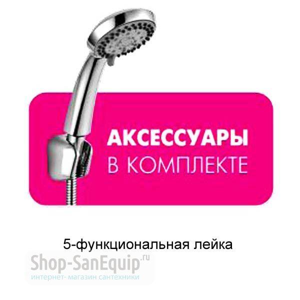 Смеситель для ванны и душа Rossinka
