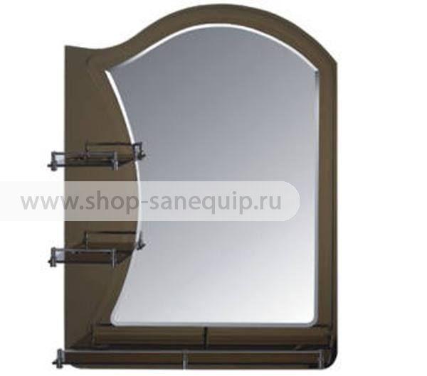 Зеркала с полками фото