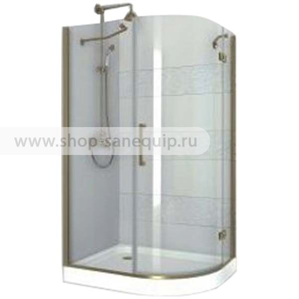 Душевой угол Cezares Magic RH1 120/90 C Br L